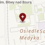 Zespół Opieki Zdrowotnej w Łęczycy na mapie
