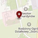 SPZOZ Centralny Szpital Kliniczny Uniwersytetu Medycznego w Łodzi na mapie