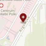 "Instytut ""Centrum Zdrowia Matki Polki"" na mapie"