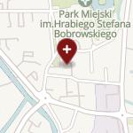 """Centrum Medyczne """"Kącik"""" na mapie"""