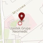 Centrum Medyczne Ujastek na mapie