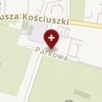Prusko-Findzińska Judyta na mapie