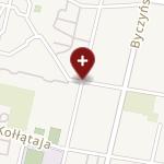 Centrum Medyczne Puls Latusek-Michalska i Osmólski na mapie