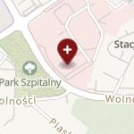 Szpital Specjalistyczny im. Edmunda Biernackiego w Mielcu na mapie