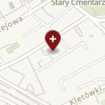 """NZOZ Specjalistyczne Centrum Medyczne """"Intermed"""" na mapie"""