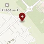 Zespół Opieki Zdrowotnej w Dębicy na mapie